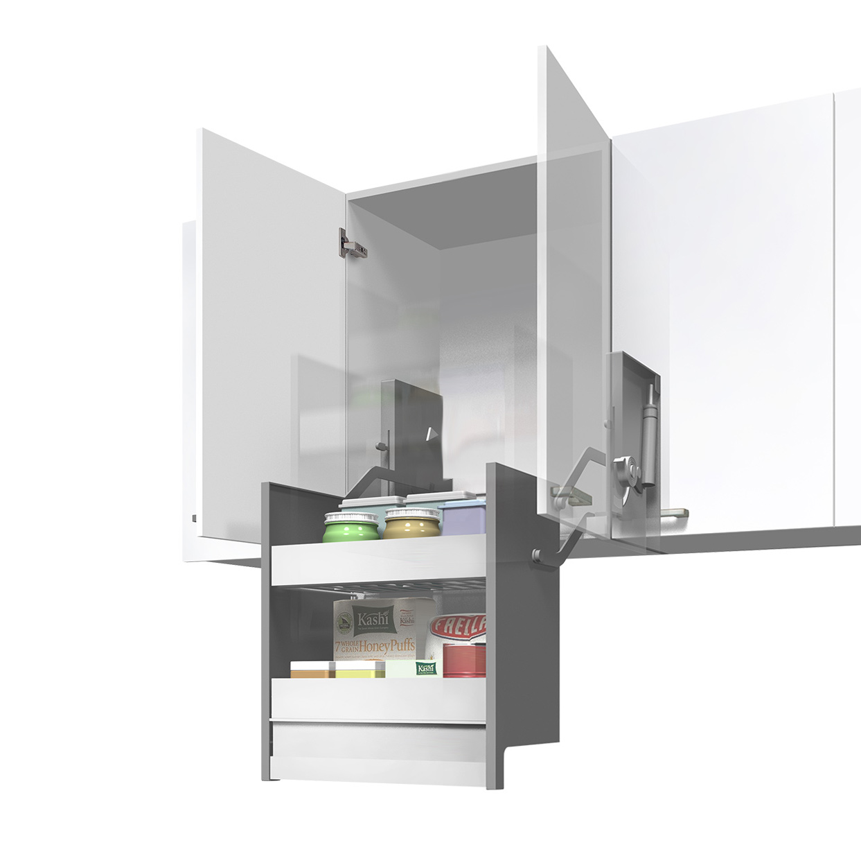 Soft Down Cabinet System (900 mm) | Panasonic North America ...