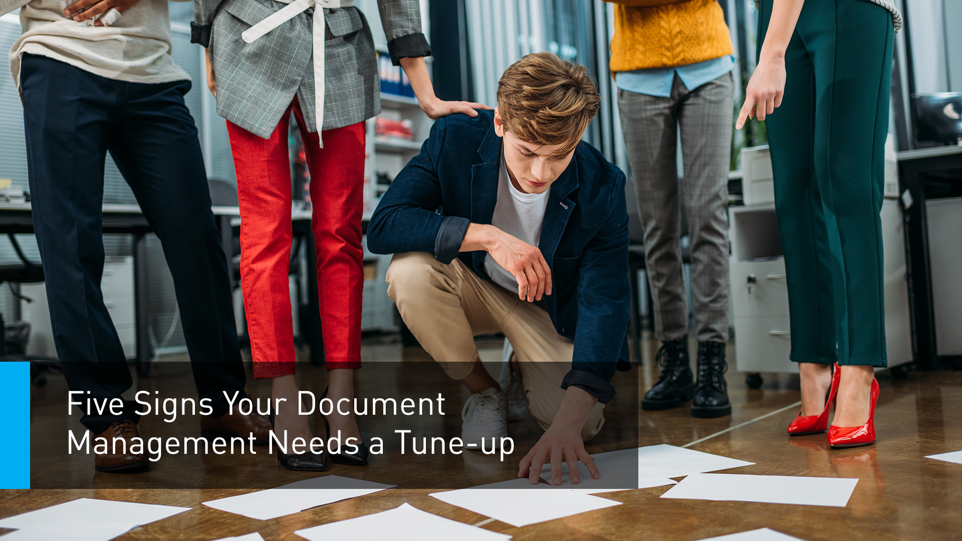 Document management tune up