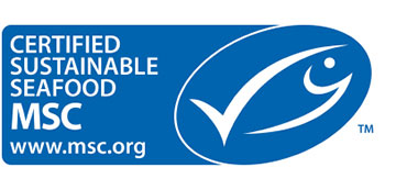 certified sustainable seafood MSC, www.msc.org