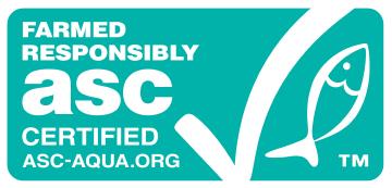 farmed responsibly, asc certified, www.asc-aqua.org