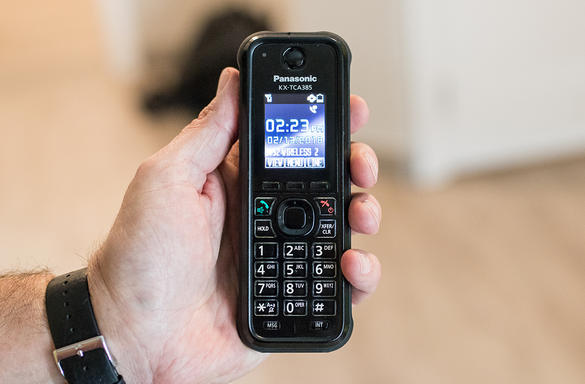 DECT Rugged Handset