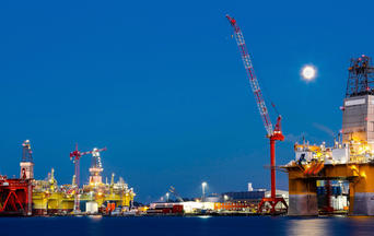 Oil & Gas Exploration Technology Solutions from Panasonic