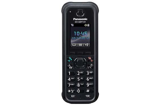 Rugged Ip65 Sip Dect Wireless Terminal