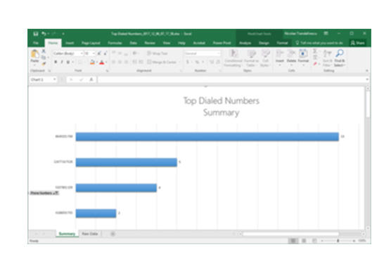 CC Accounting Pro Excel Export
