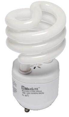 Panasonic 18W GU24 Base CFL Lamp