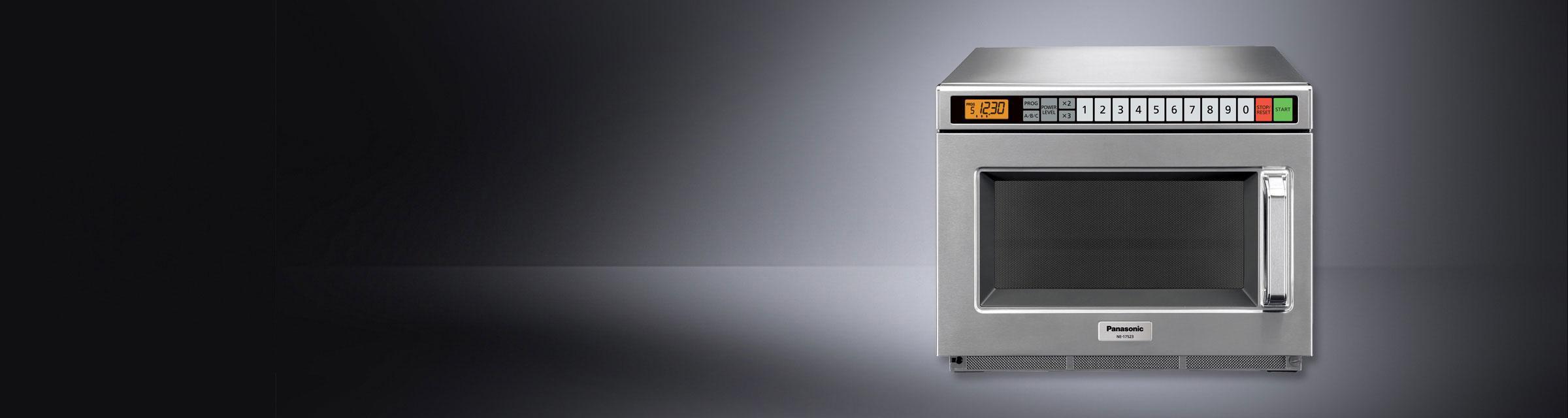 Heavy Duty Microwaves Panasonic North