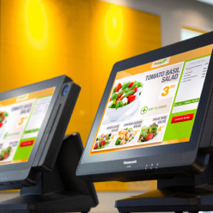 Fixed POS Software