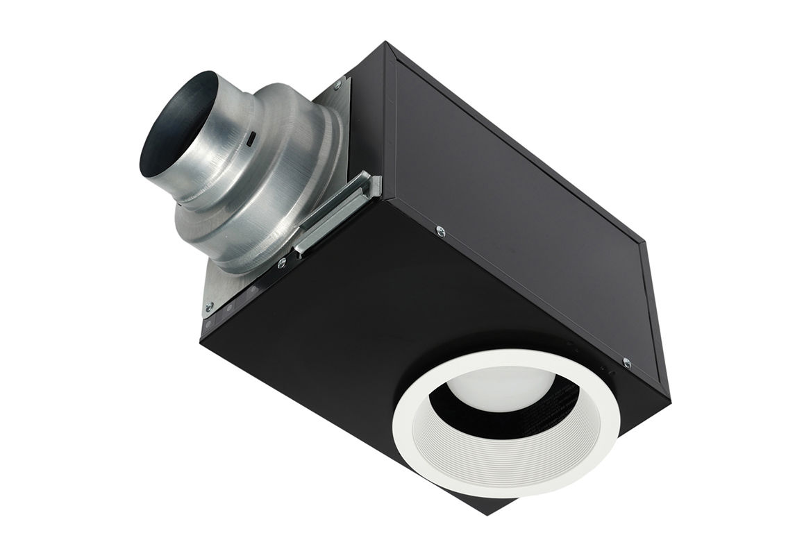 Fan Light Combinations 80 Cfm, Panasonic Bathroom Exhaust Fan With Light Parts