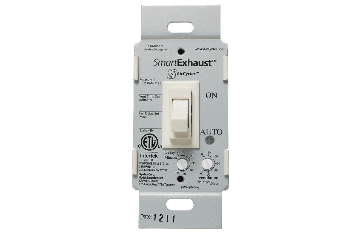 Panasonic Ventilation - SmartExhaust™ - Fan/Light Wall ...