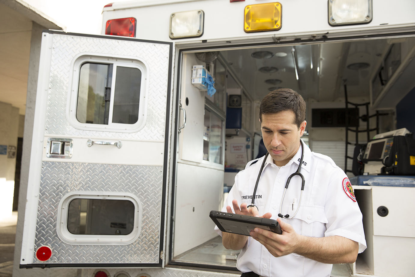 Toughbook EMS Solutions Image