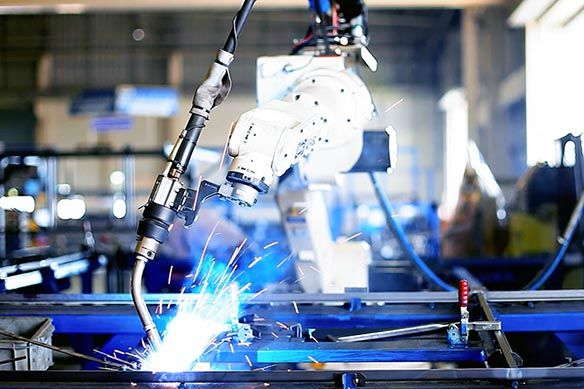 Smarter manufacturing plants