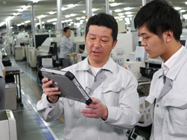 Toughbook Manufacturing Solutions