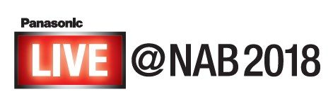NAB Live at NAB 2018 presentation schedule booth C3607 image logo