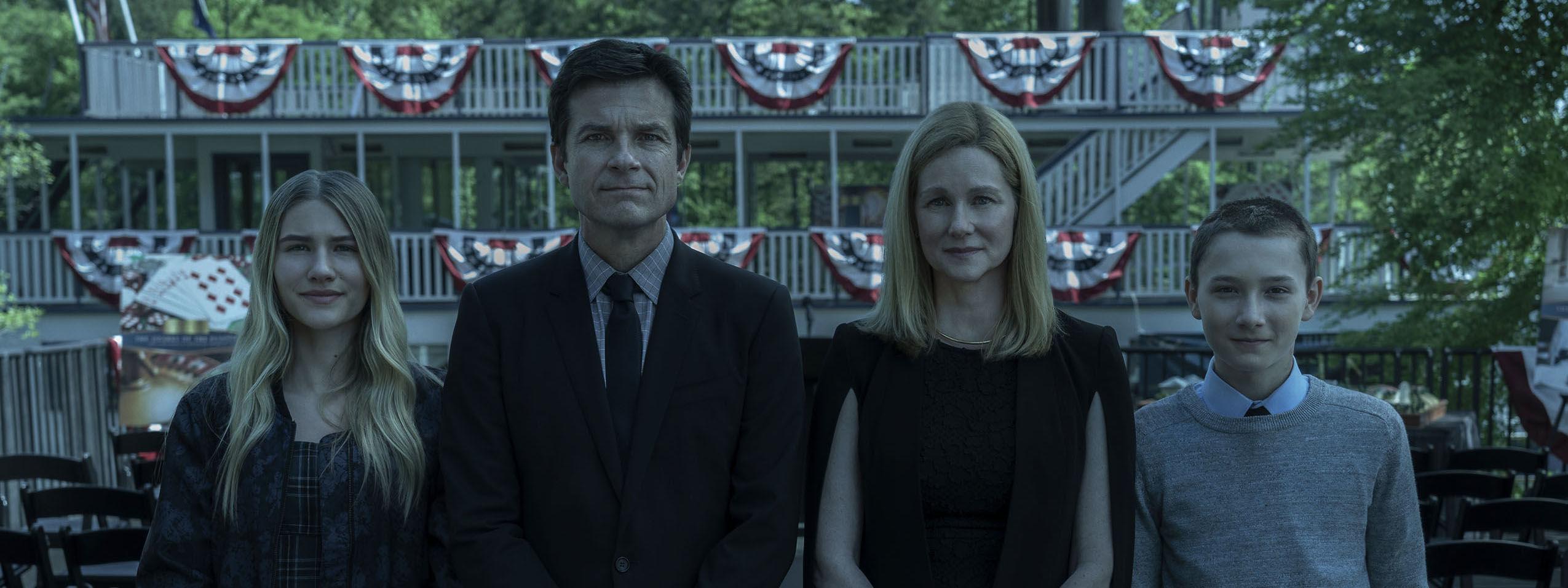 Shooting Netflix's Ozark on VariCam 35s