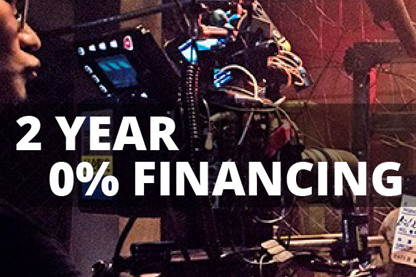 2 year cinema camera panasonic broadcast cinema professional video financing finance business equipment lease leasing