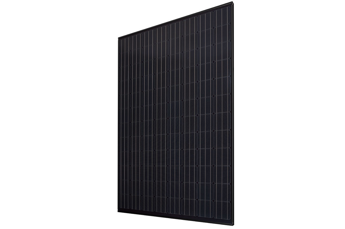 N325k Photovoltaic Module Hit 174 Black 40mm Panasonic