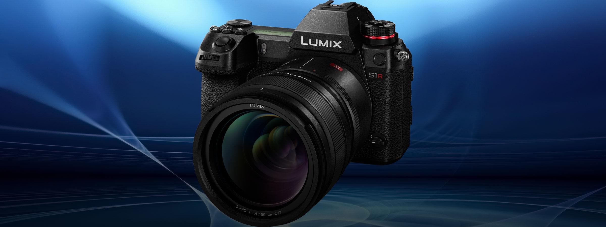 Panasonic Launches New LUMIX S Series Full-frame Mirrorless