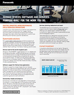 Toughbook Rugged Mobile Computing