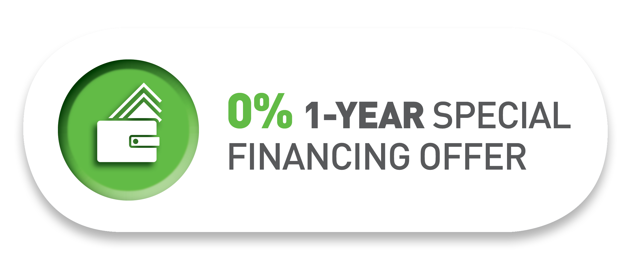 1 year 0% financing promo lease business financing leasing