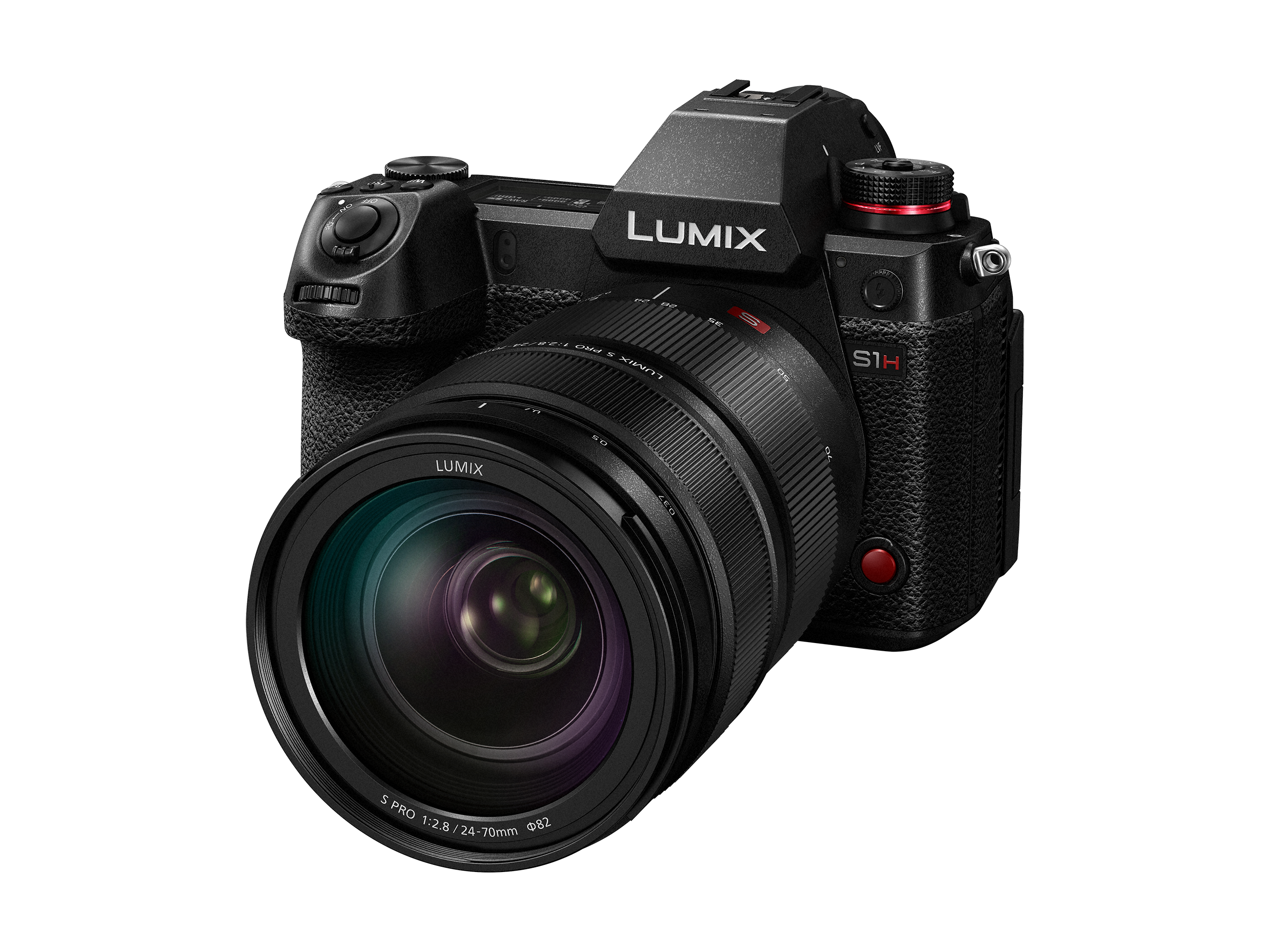 Panasonic Launches a New Full-Frame Mirrorless Camera, the