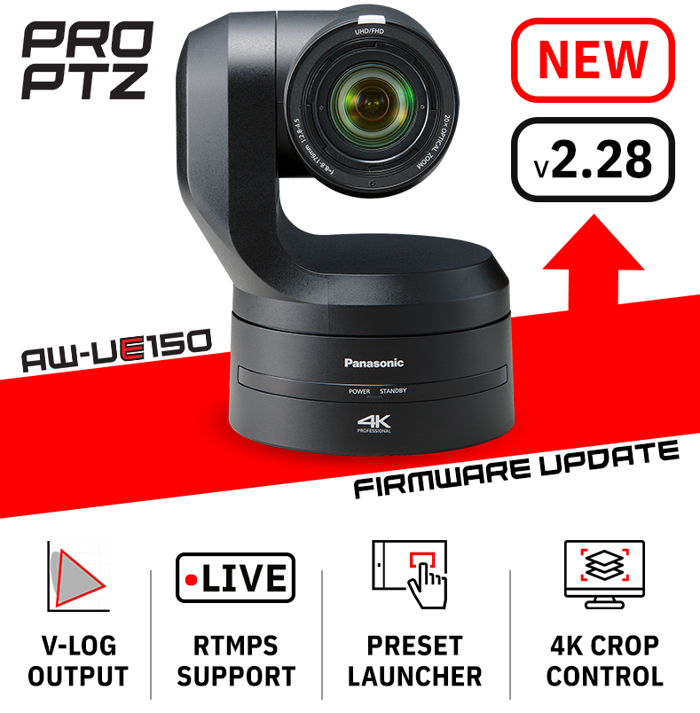 AW-UE150 v2.28 Firmware Update Announcement