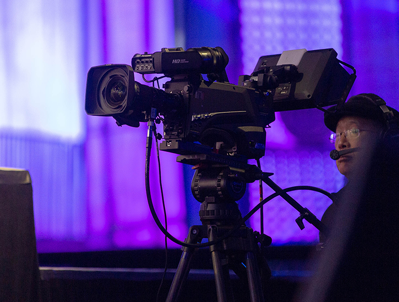 Best camera for capturing corporate events concerts sports and other live broadcasting