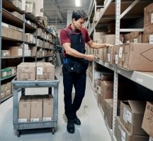 Digital Transformation in the Warehouse