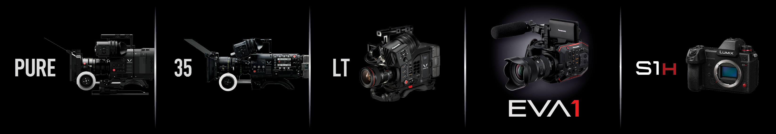 Panasonic netflix approved cameras for cinema