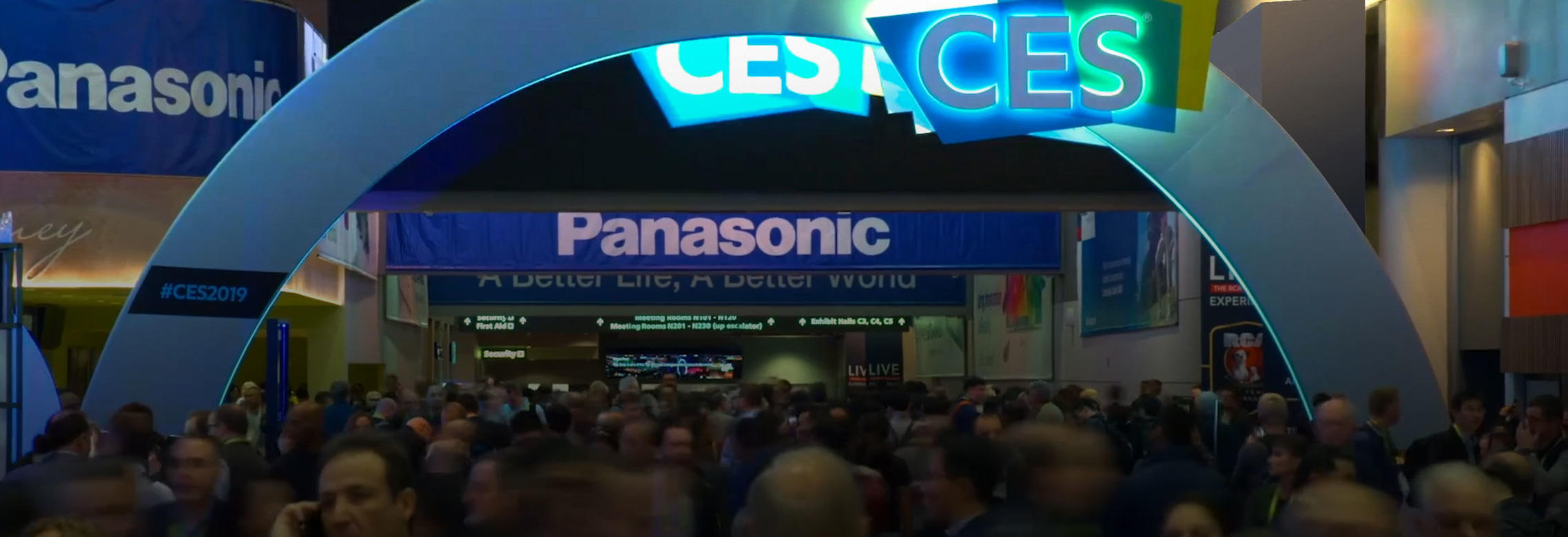 Panasonic - CES 2020: Watch for these tech trends