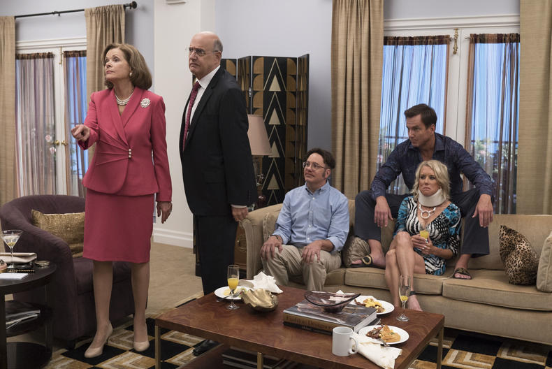 arrested development family