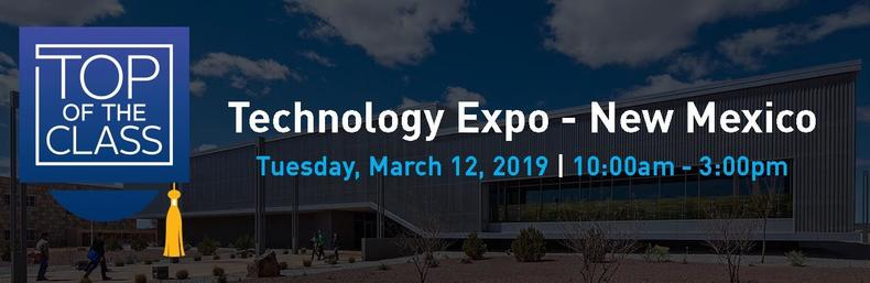 2019 top of the class technology expo albuquerque new mexico