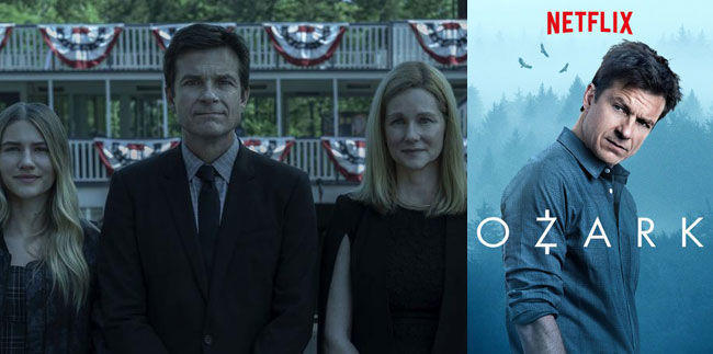 Ozark shot on Panasonic VariCam