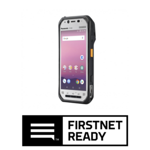 TOUGHBOOK N1 handheld with FirstNet Ready logo
