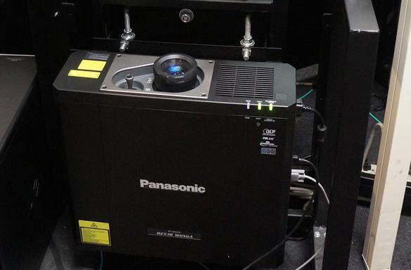 Adacell Systems FAA Flight Simulator - Case Studies | Panasonic