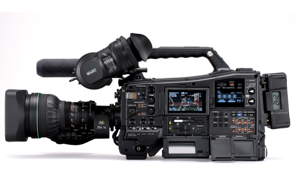 AJ-CX4000GJ AJ-CX4000 CX4000 ENG Shoulder Mount 4K Connected Camera for field live news sports events reality TV unscripted and documentary video production