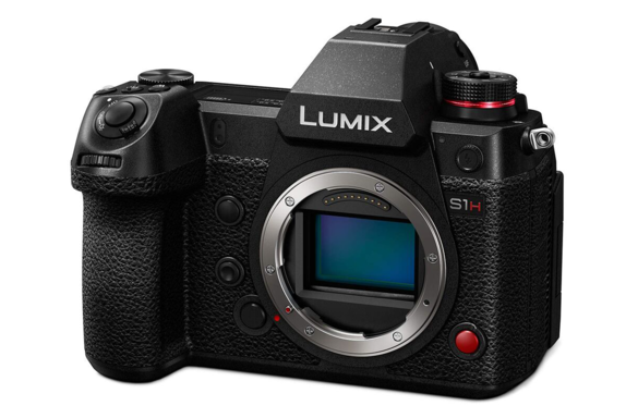 LUMIX S1H Cinema Camera