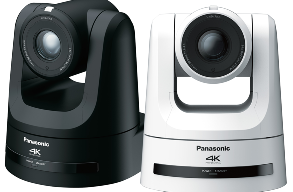 Panasonic AW-UE100 Full NDI 4K Video Camera with PTZ Robotic Operation