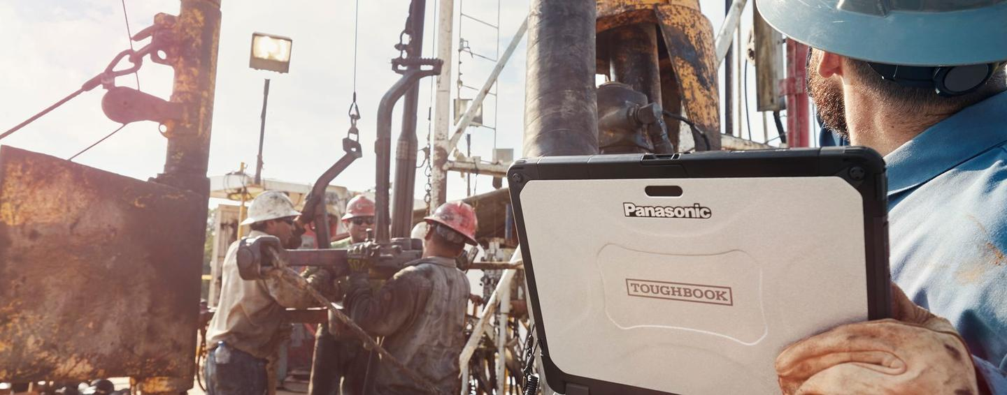 TOUGHBOOK for Oil and Gas