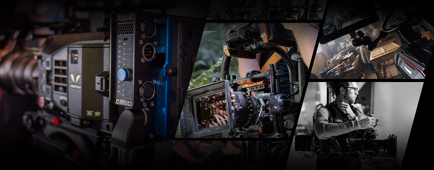 panasonic cinema camera information including varicam, eva1 and s1h cameras for the best cinematography