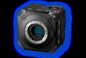 LUMIX Streaming Box Camera