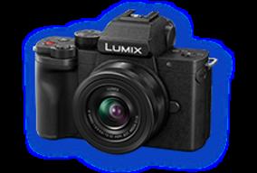 LUMIX DC-G100KK Camera