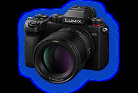 LUMIX S5 Camera