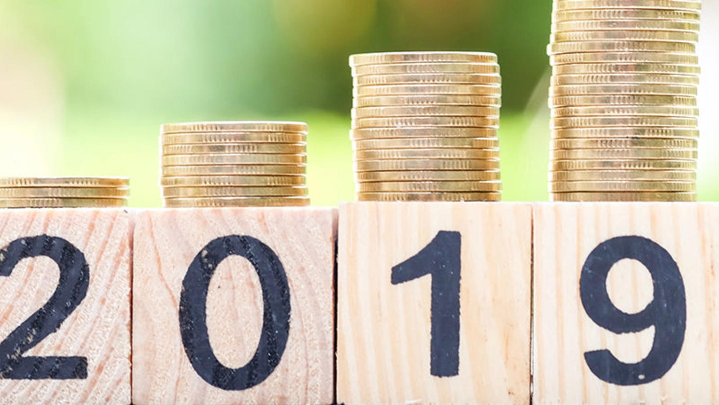 The 10 best personal finance resolutions for 2019