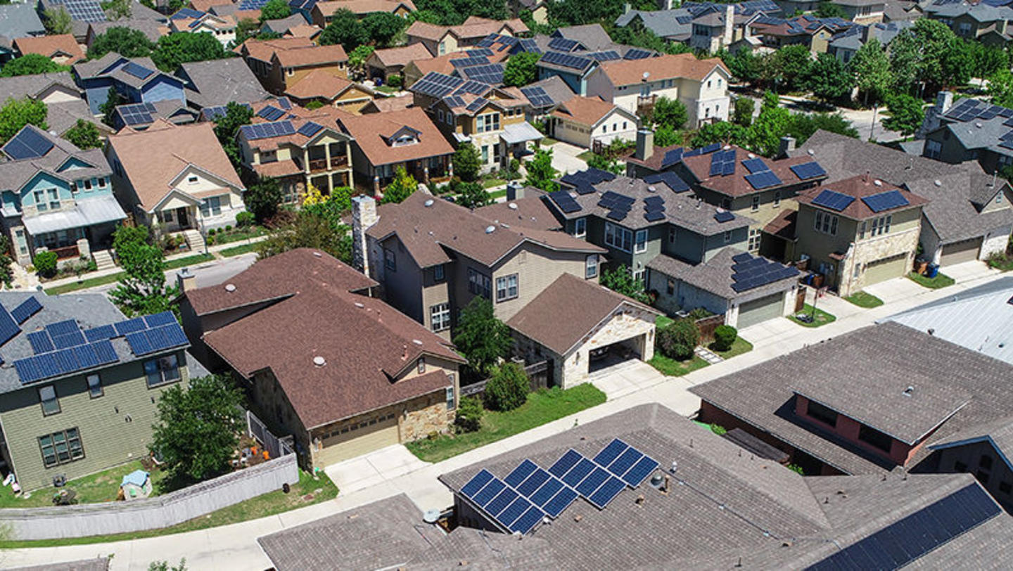 Green Living - There are way more solar panels