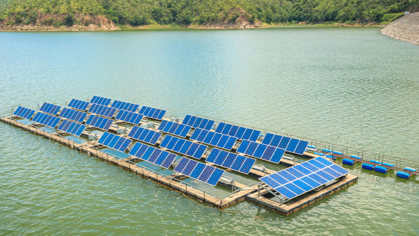 US Floating Solar