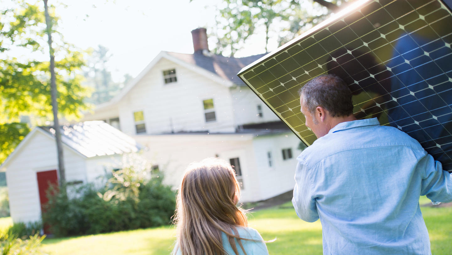 Here's How Much Adding Solar Panels Will Boost Your Home's Value
