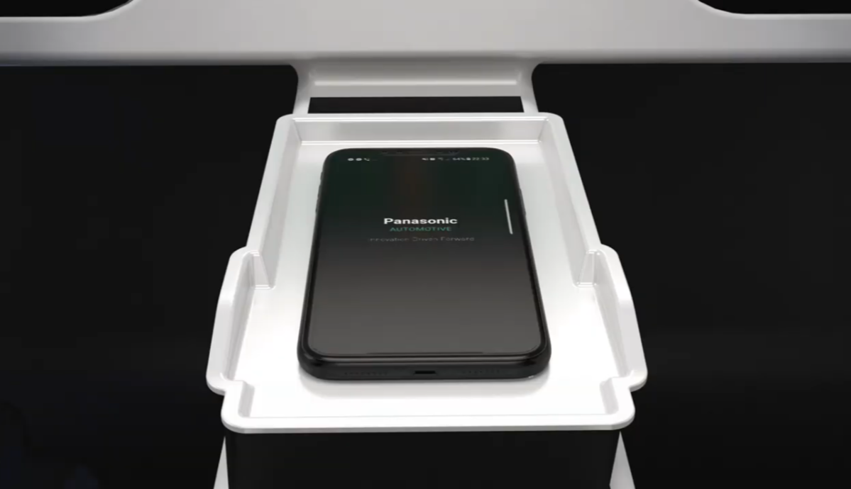 CES Public Wireless Charger