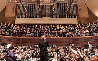 Louise M. Davies Symphony Hall - San Francisco, California, USA - thumbnail