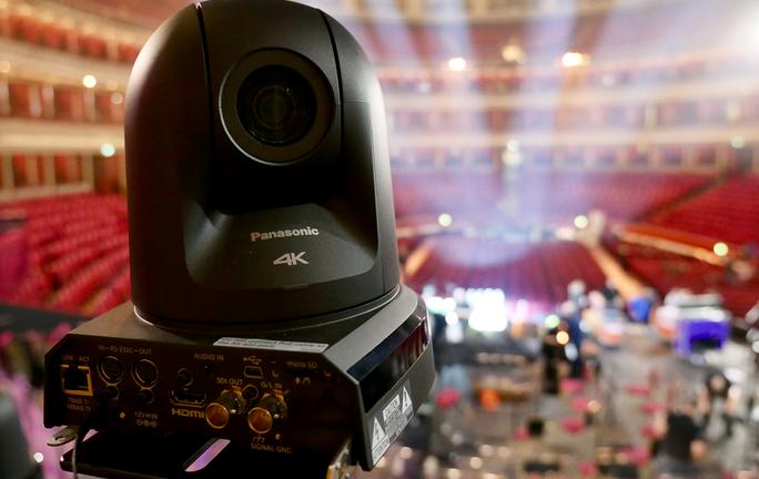 Professional PTZ Cameras | Panasonic North America - United