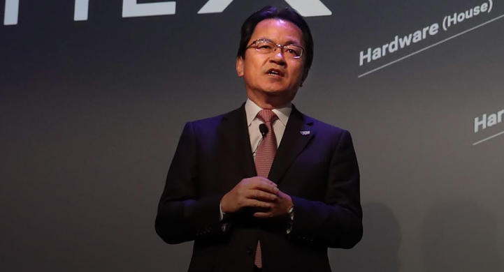 Four Questions with Panasonic CTO Yoshiyuki Miyabe
